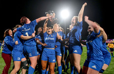 Nail-biting finish sees Leinster claim inter-pro title after draw with Munster