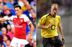 'I am Mesut Ozil and I'm not finished yet' - Arsenal star reacts to Bergkamp comparisons