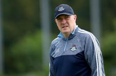 Work commitments see Gilroy step down as Dublin senior hurling boss