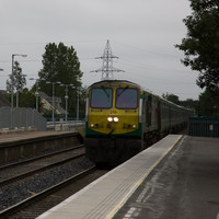 Trains rerouted in Kildare after 'passenger trouble' on early morning service