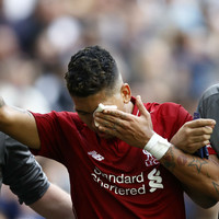 Klopp reveals Firmino could miss PSG clash due to nasty eye injury