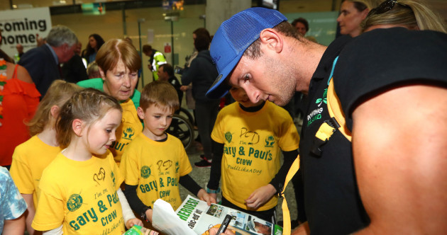 O'Donovans receive heroes' welcome home after latest triumph