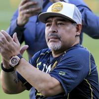 Diego Maradona makes winning start in Mexico