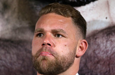 World champion boxer Billy Joe Saunders charged with misconduct over 'sickening' online video