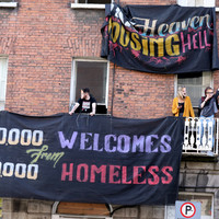Housing activists hosting national day of action today ... here's how we got to this point
