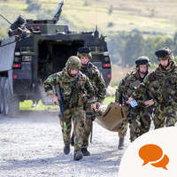 'Give our defence forces a living wage': Why I'm marching on the Dáil today