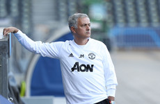 Mourinho tells United to follow Federer's lead amid Young Boys pitch concerns
