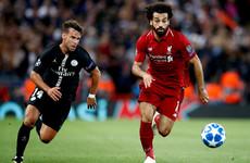 LIVE: Liverpool v Paris Saint-Germain, Champions League
