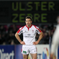 �We were about to hike up a volcano in Chile� I got an email saying Ulster Rugby want you over�