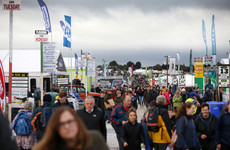Ali delivers knockout blow to starting time as storm delays Ploughing Championships tomorrow