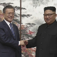 North and South Korea will bid to host the Olympic Games together