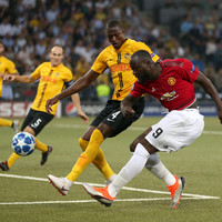 As It Happened: Young Boys v Manchester United, Champions League