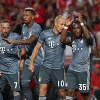 Sanches stars for Bayern against old club Benfica and Ajax cruise to Champions League opening win