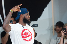 Y'all ready for this? LeBron James has officially signed up for Space Jam 2