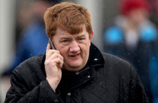 'Shark' Hanlon handed 18-month suspended ban after Galway winner tests positive