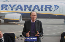 Ryanair's chairman was re-elected - but support for the American billionaire has weakened