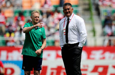 A year out from World Cup, Japan coach Joseph signals he will step away from Sunwolves