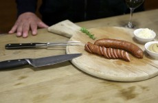 Slovenia and Austria in diplomatic row over... a pork sausage
