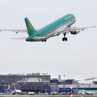 Flight disruptions continue after Storm Ali led to over 80 cancellations in Dublin yesterday