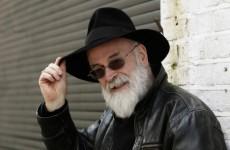 Terry Pratchett gives creative writing masterclass in Trinity