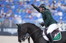 Cian O'Connor inspires Ireland to world show jumping final