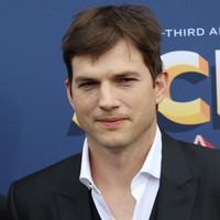 Ashton Kutcher hit a young man with his car and posed for a photo to apologise ...it's The Dredge