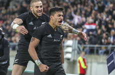 After 18 tries in 18 Tests, All Blacks lock Rieko Ioane into long-term contract