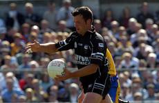 Former Sligo star forward Taylor set to take the reins as new senior manager