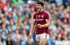 Three-time Connacht medalist retires from Galway duty for the second time