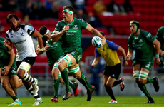 Copeland to make Connacht debut as Bundee starts against Scarlets