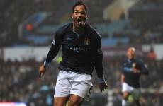 Lescott aims to deny United the title at Eastlands