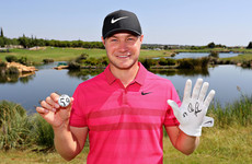 England's Oliver Fisher cards first 59 in European Tour history