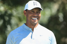 Tiger ready to 'hang in there' at East Lake
