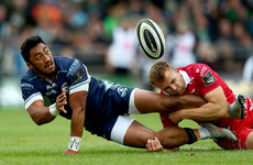 Awesome Aki and Carty class ensures Connacht dominate Scarlets