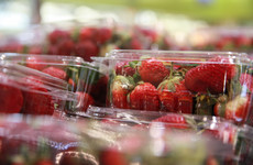 Australian strawberries taken off shelves in New Zealand after needles found