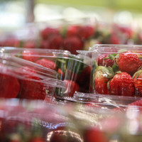 Australian strawberries taken off shelves in New Zealand after needles found