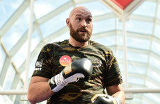 He will never fight me! Fury hits out at 'ponderous' Joshua