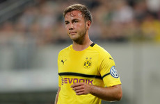 'Götze a good fit for Liverpool' - Ex-Dortmund team-mate Grosskreutz urges Klopp reunion for struggling star