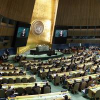Varadkar to address UN General Assembly as Ireland seeks security council spot