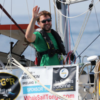 �Incredible show of seamanship�: Irish sailor praised for assisting fellow competitor stranded in Indian ocean