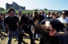 Metallica confirmed to headline Slane Castle in June next year