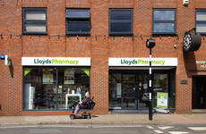 Lloyds Pharmacy has accused striking workers of 'putting the lives of patients at risk'