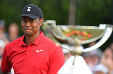 Tiger soars up the world rankings after starting his comeback season in 650th