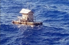 Indonesia teen rescued after seven weeks adrift at sea in floating hut