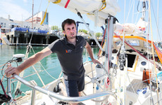 Irish yachtsman who was marooned in Indian Ocean on way back to Australia