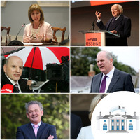 Seán Gallagher criticises RT� for organising debate when Michael D Higgins isn't available