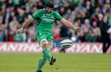 Connacht reject Healy's claim of disrespectful behaviour