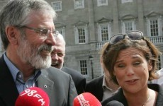 New opinion poll shows dip in Sinn Féin's popularity