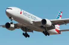 Transatlantic jet makes emergency landing in Dublin due to engine fire warning