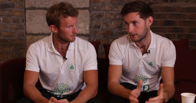 'We're not going out to win anything other than Olympic gold, that's what we're doing it for'